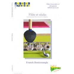 Flute et sticks