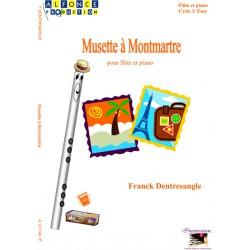 Musette à Montmartre
