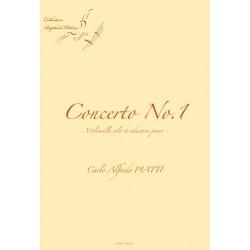 Concerto No 1 - reduc piano -