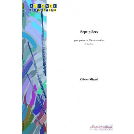 Sept pieces