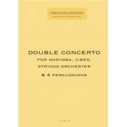 DOUBLE CONCERTO (Version string orchestra)
