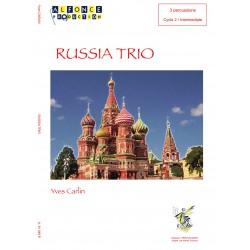Russia trio