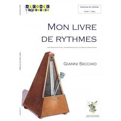 Mon premier livre de rythmes