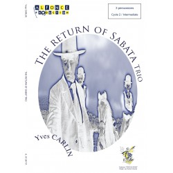 The return of Sabata Trio