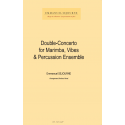 Double Concerto (for marimba, vibes and percussion ensemble)