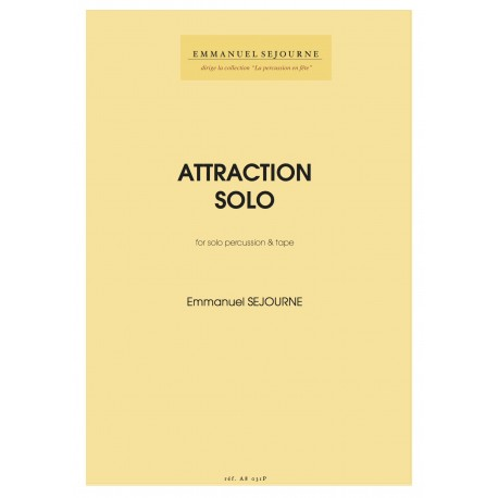 Attraction solo