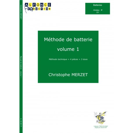 Methode de batterie, volume 1