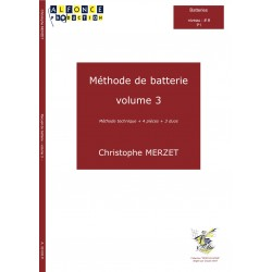 Methode de batterie, volume 3