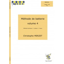 Methode de batterie, volume 4