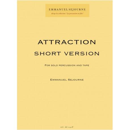 Attraction Short Version