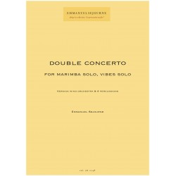 DOUBLE CONCERTO (version Wind Orchestra)