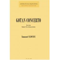 Gotan reduction piano / vibra, marimba