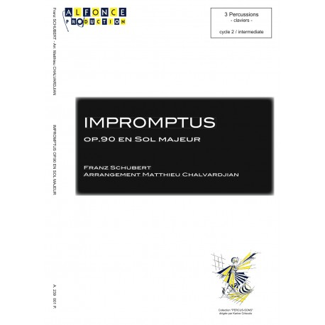 Impromptus. Op.90 en Sol Majeur
