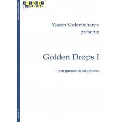 Golden drops I