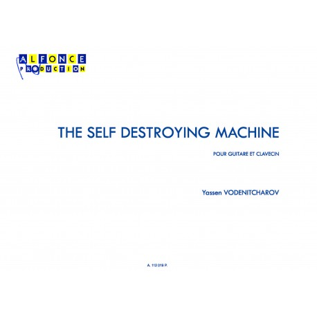 The self destroying machine