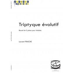 Triptyque evolutif