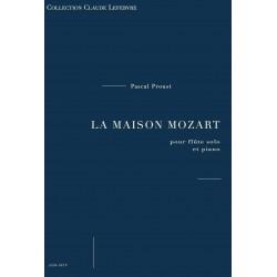 La maison Mozart