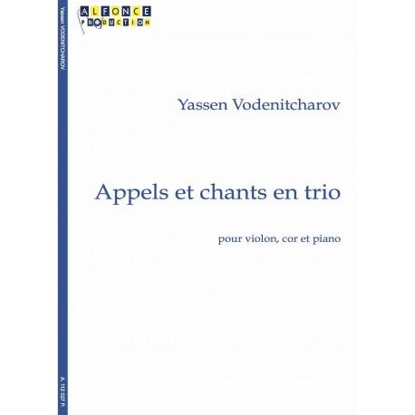 Appels et chants en trio
