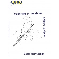 Variations sur un thème d'Albert Lavignac