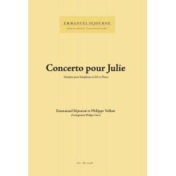 Concerto pour Julie