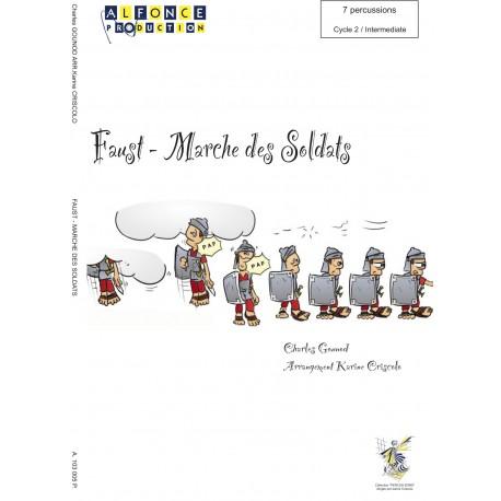 Faust - Marche des soldats