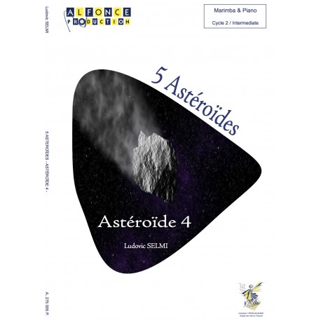 5 Astéroïdes - Astéroïde 4
